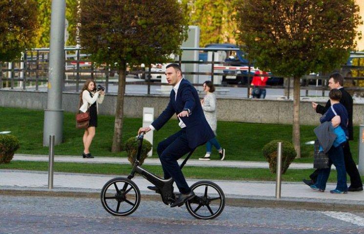 """Уберите из правительства """"реформаторов"""" и как Кличко придумал велосипед"""