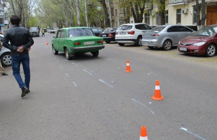 """Після ДТП, у якому """"копійка"""" збила учня, миколаївська поліція розпочала кримінальну справу"""