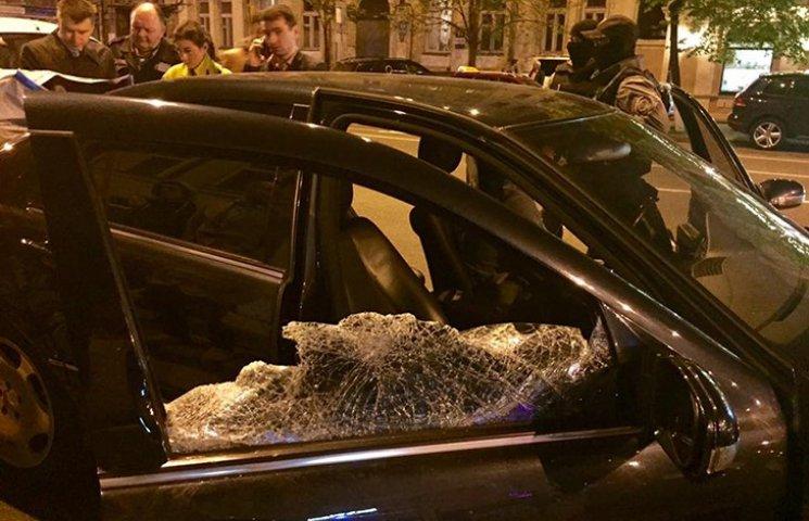 У Києві затримали банду крадіїв речей з автомобілів