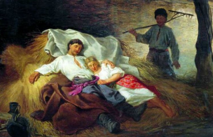 Развратные укропы: вся правда о сексуальных традициях наших предков