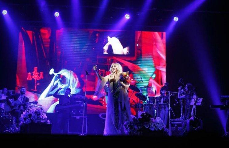 Ірину Білик госпіталізували напередодні концерту