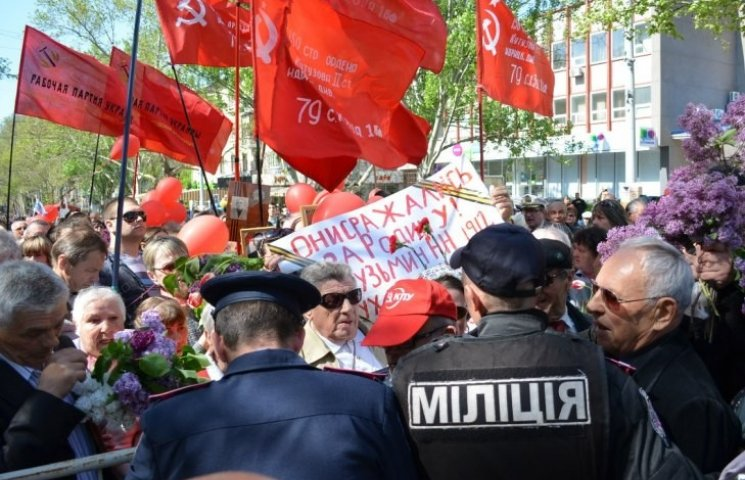 На Миколаївщині на травневі свята знову очікують провокації