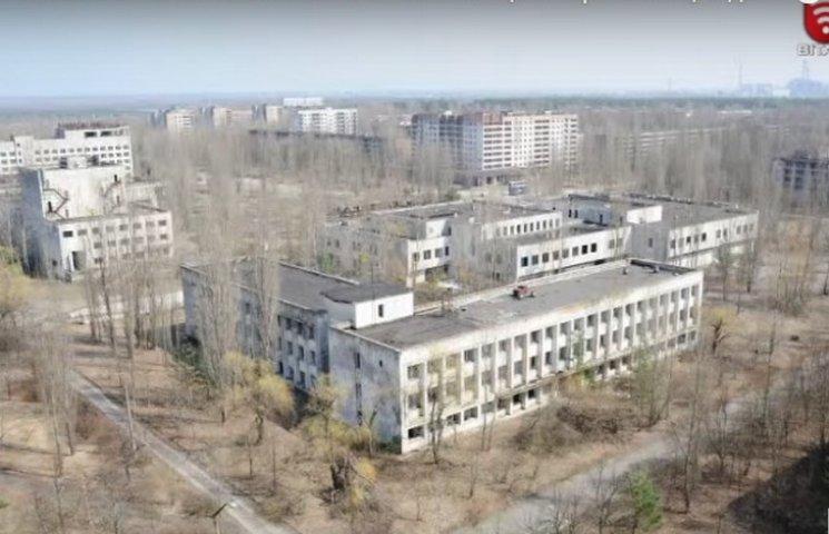 Вінничани відвідали свої покинуті домівки у Чорнобилі