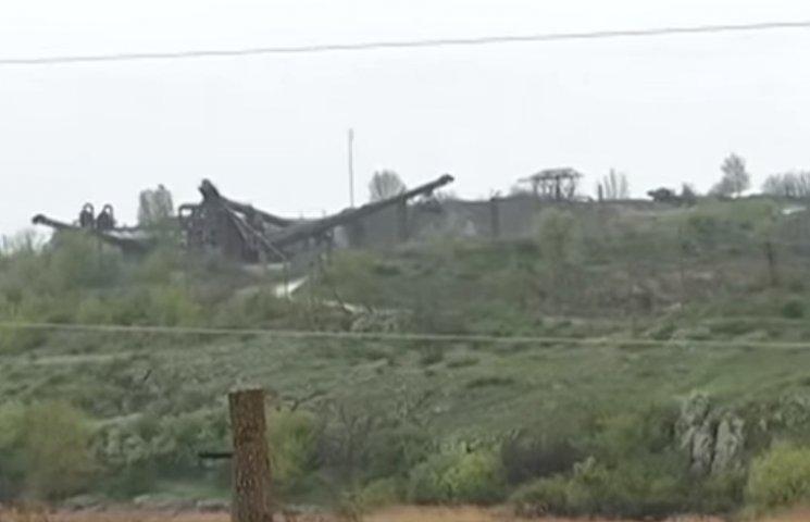 На Миколаївщині вибухи на гранітному кар