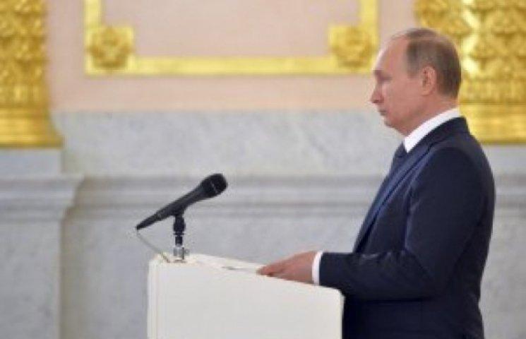 """Американський політолог дійшов висновку, що Путін є """"рішалою"""", але зовсім не котролює всі дії держави"""