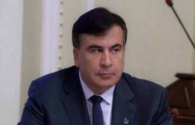 Саакашвілі визнав, що йому треба займатися ремонтом доріг на Одещині