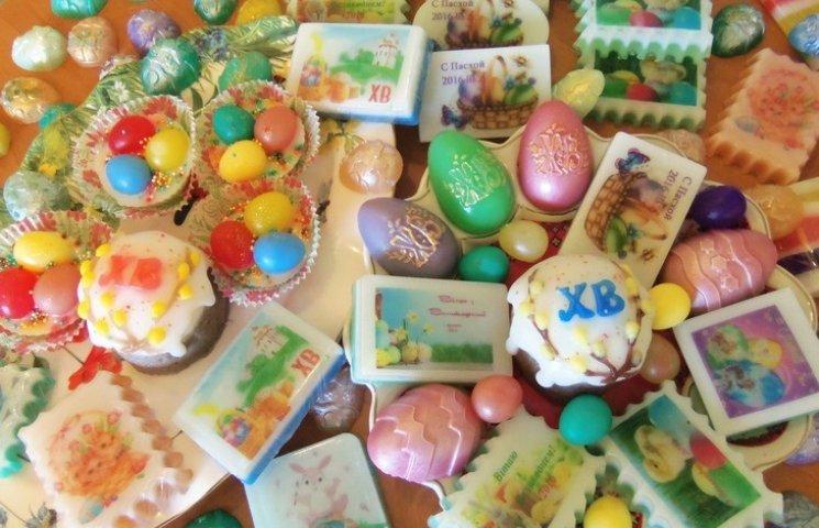 Пасхальные яйца, тарелки и мыло: Мастер-класс от польской рукодельницы