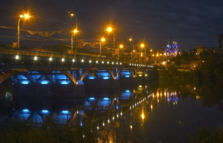 В суботу у Вінниці перекриють центральний міст