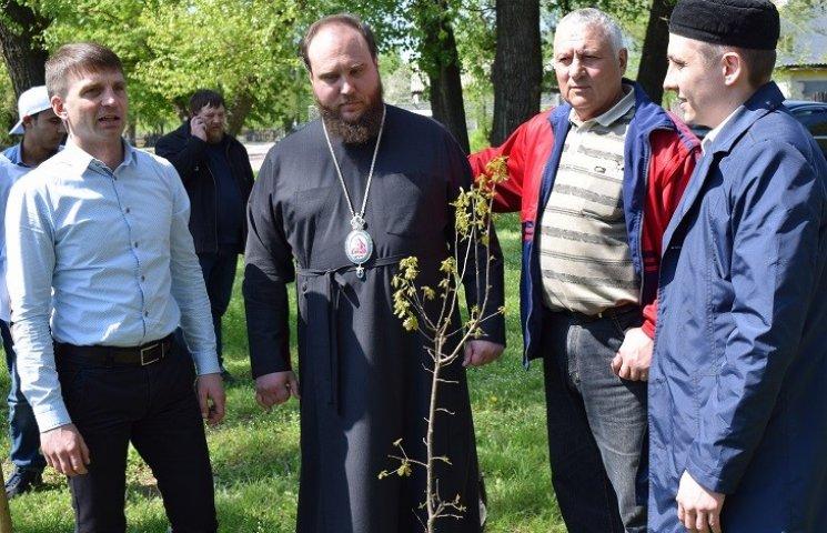 У Дніпропетровську мусульмани долучилися до створення православного храму
