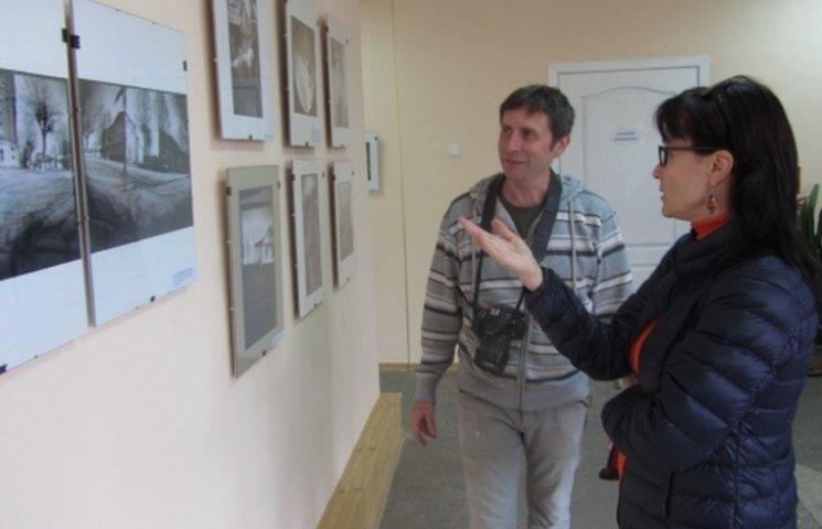 Вінничанам показали виставку фотографій, зроблених із саморобних фотоапаратів