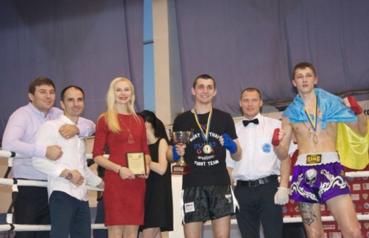 В Миколаєві відбувся Всеукраїнський турнір з кікбоксингу