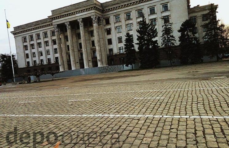 Прокуратура Одещини закликає не піддаватися на провокації у травневі свята