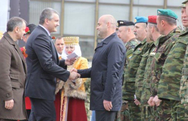 Міліціонер-зрадник розповів, як здавав Крим путінським військовим