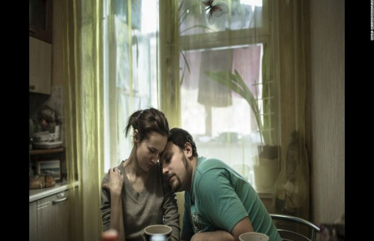 Шведський фотограф показав світу молоді обличчя Чорнобиля