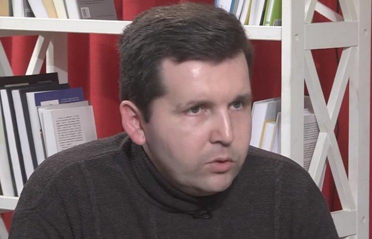 """Чому політолог Андрій Дорошенко стане мучеником для """"вати"""""""