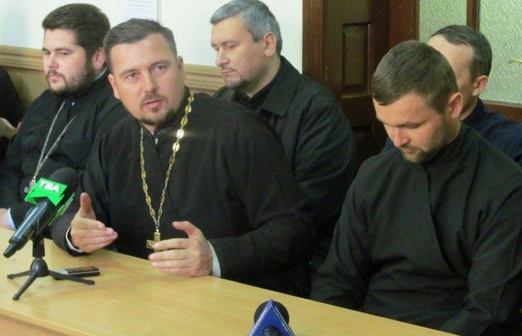 Буковинські священики розповіли про свою поїздку на Схід України