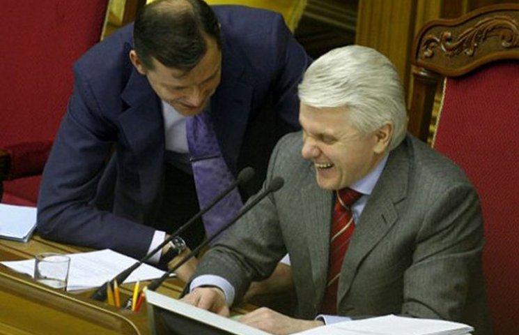 Почему главные Чернобыльцы Украины - это Литвин и Ляшко