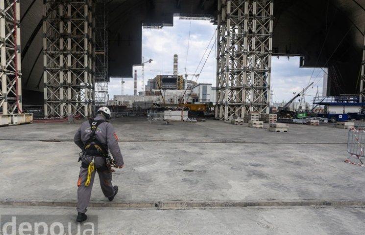 Чернобыль-30: И под АЭС будет энергетическая ива расти