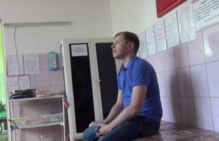 На Буковині поліцейський затримав нетверезого колегу