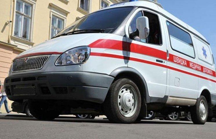 До Дніпропетровська з АТО доправили поранених бійців Яроша