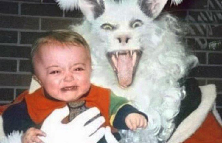 20 Великодніх зайців з ваших кошмарів