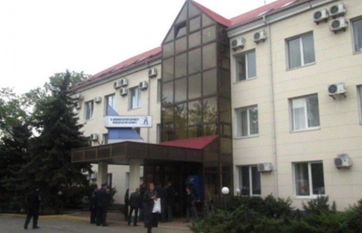 Мінувальники Миколаївського морпорту загрожували вибухом через бізнес-форум