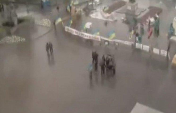 В Одесі відновили трансляцію з Думської площі