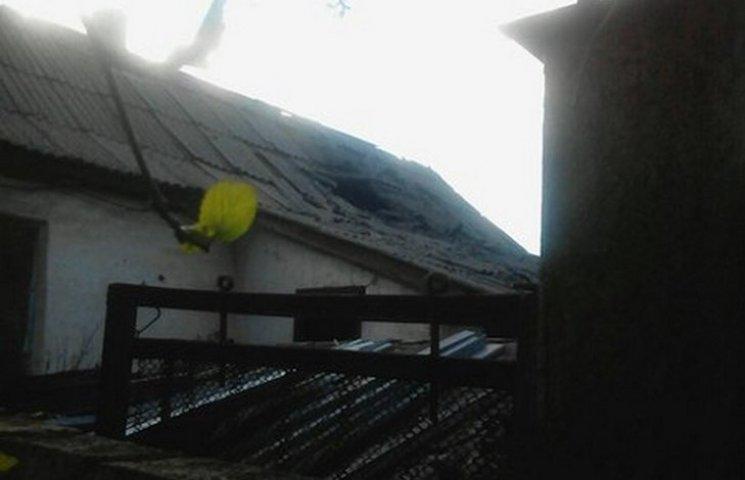Бойовики обстріляли житлові будинки Авді…