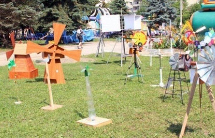 Вінничан навчать користуватись сонячною енергією