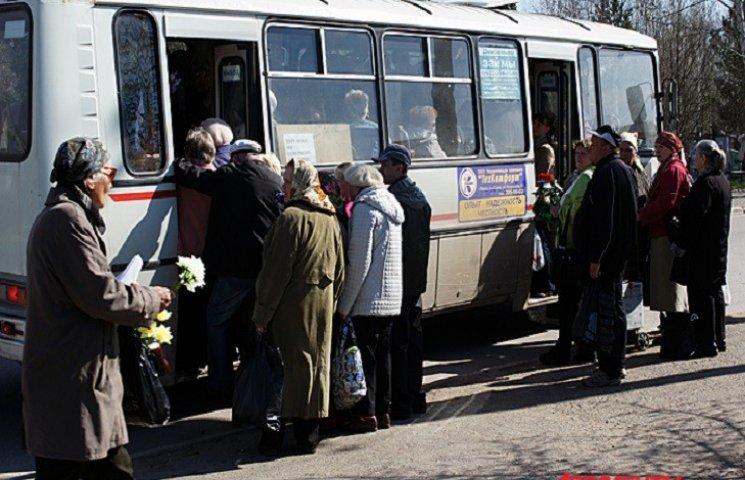 У Хмельницькому організують додатковий автобус до Шаровечки
