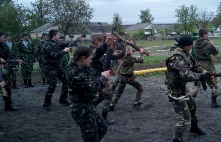 На кордоні з Молдовою відкрили військово-спортивний комплекс