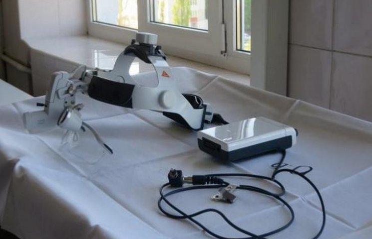 У хмельницькій дитячій лікарні вже є обладнання за два мільйони євро