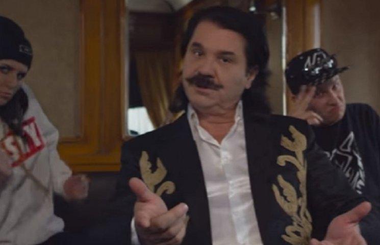 Павло Зібров зробився королем R&B та попросився у керівники польської залізниці