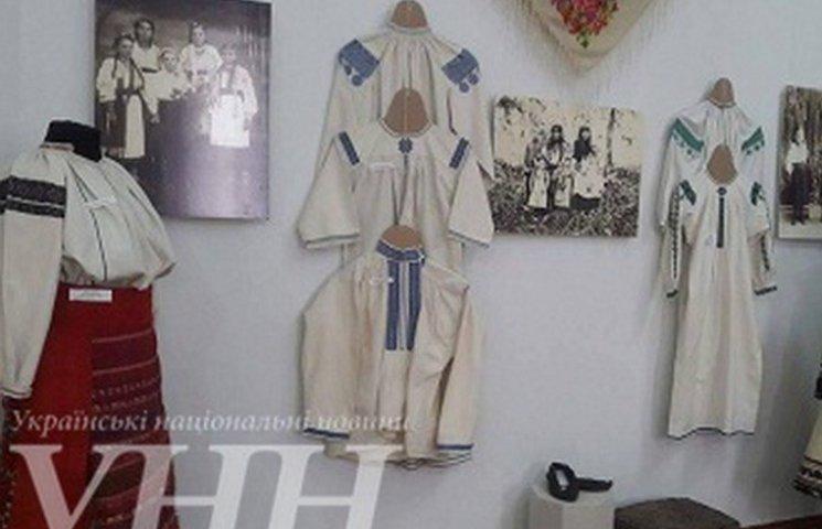 Вінничанам презентували виставку старовинної вишивки