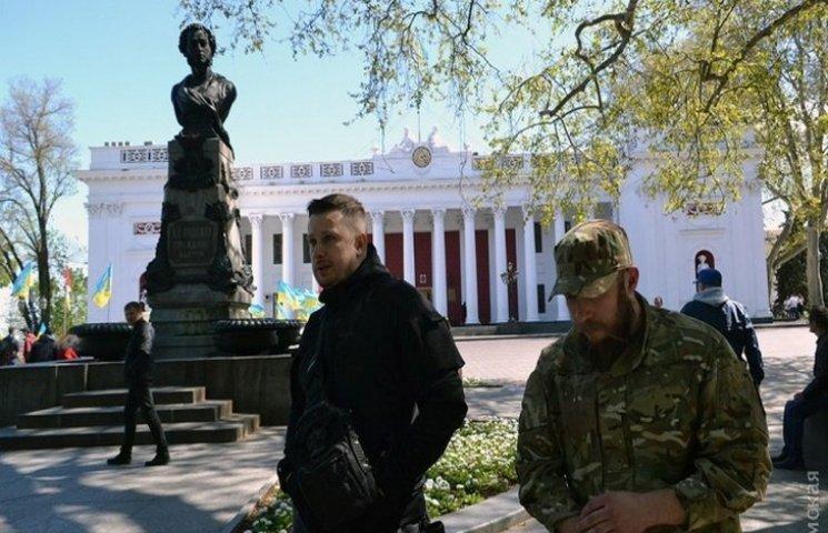 """Перед 2 травня в Одесу прибув засновник """"Азова"""" Білецький"""