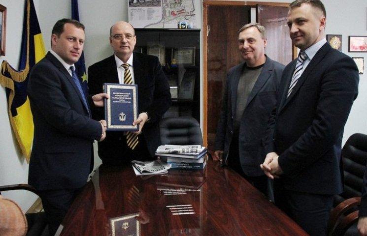 Миколаївський університет буде співпрацювати з Аджарською Республікою