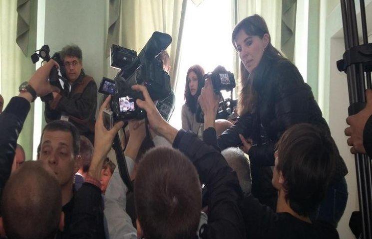 Представлення губернатора Хмельниччини не обійшлося без скандалу
