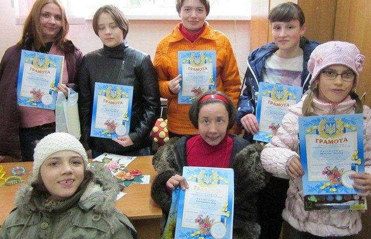 На Вінниччині дітки з інвалідністю змагались в конкурсі талантів