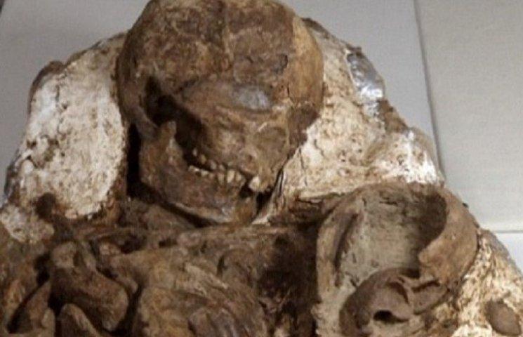 Тайванские археологи нашли скелет, которому почти пять тысяч лет