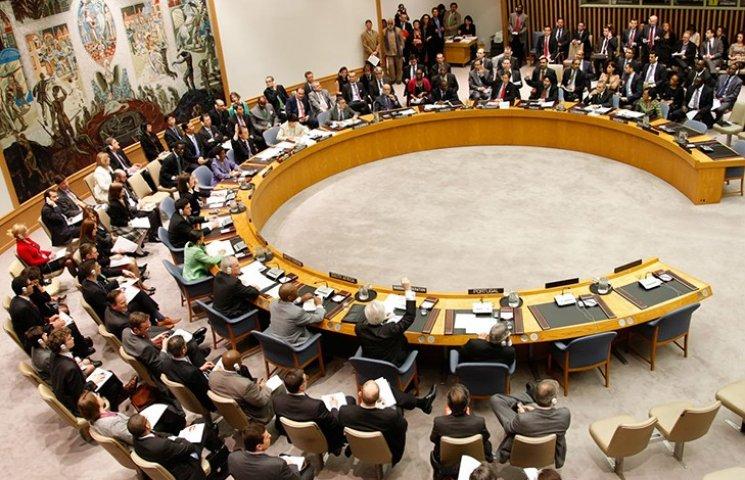 Щоб не слухати інсинуації Чуркіна, частина послів пішла з залу РБ ООН