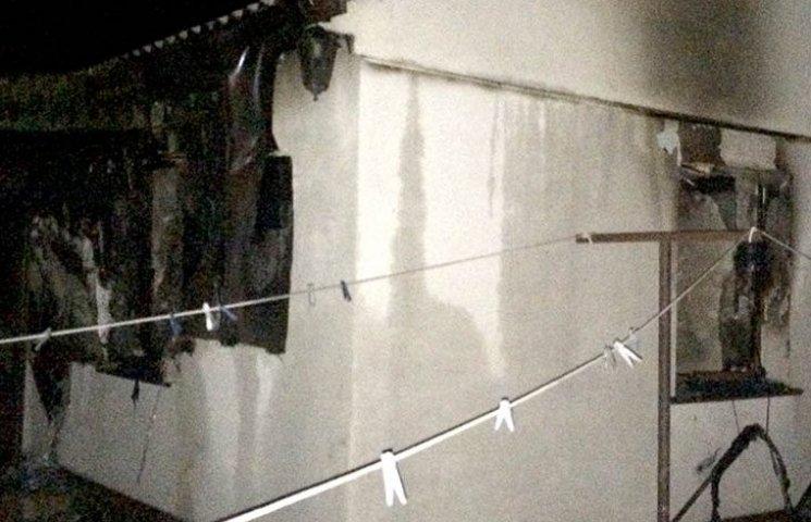 На Вінниччині в пожежі загинув 8-річний хлопчик