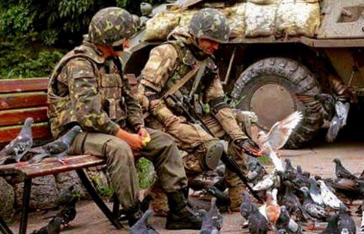 Армійські софізми - 11 (18+)
