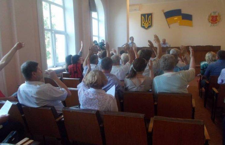 В Котовську на Одещині відмовилися визнати Росію агресором