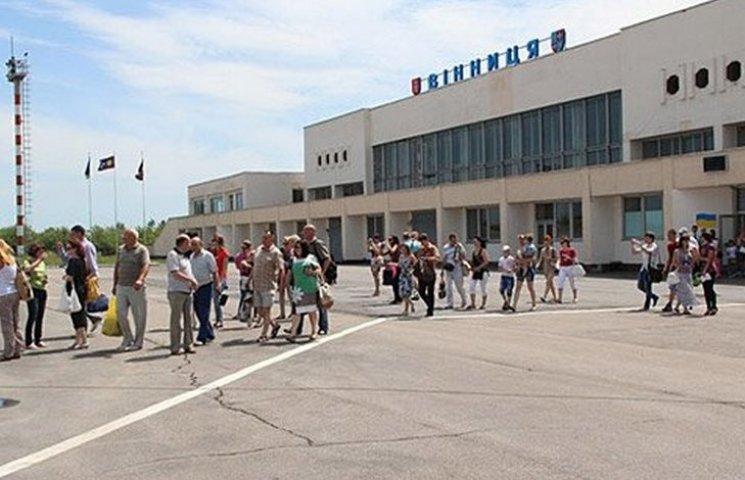 З вінницького аеропорту можна буде літати до Варшави