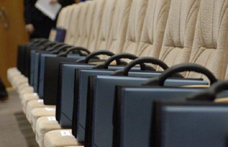 До першого травня у нового голови Хмельницької ОДА будуть заступники
