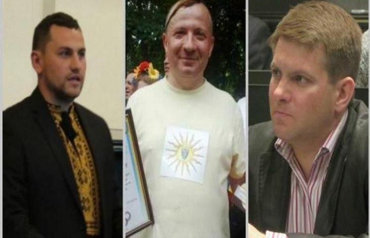 Команда Симчишина поповнилася ще трьома управлінцями