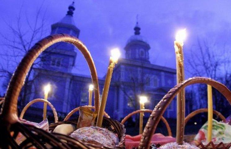 Коли та де вінничани зможуть освятити Великодні кошики