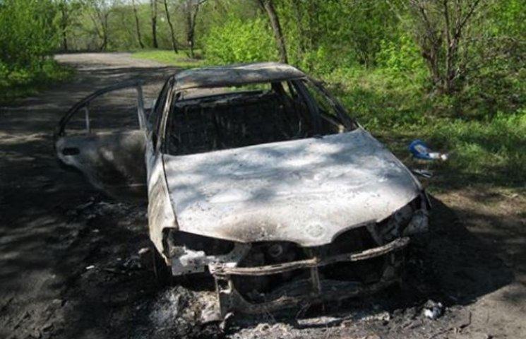 На Дніпропетровщині партнер по бізнесу підірвав автівку з водієм