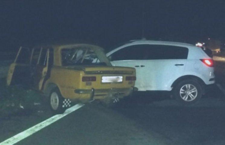 На Миколаївщині зіштовхнулися два легковика: загинуло двоє людей