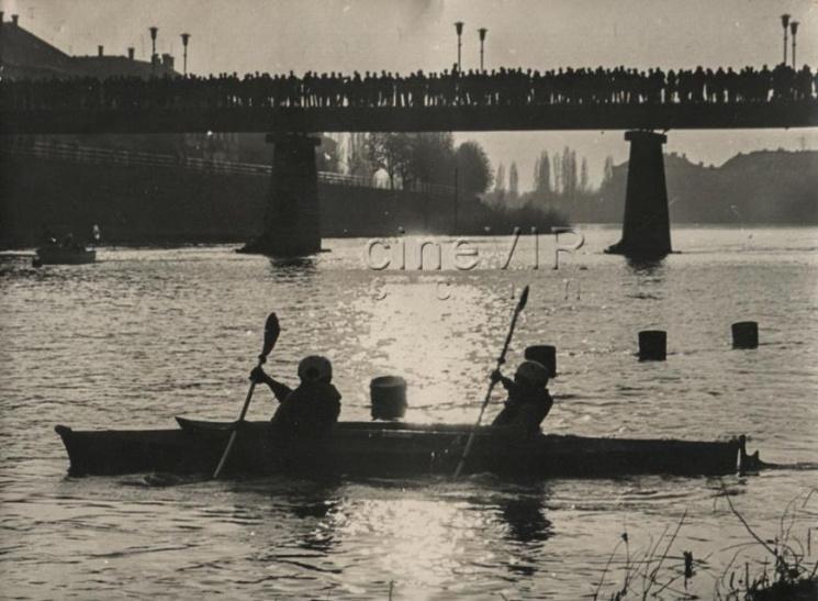 Колись на річці Уж побачити човни було звичним явищем